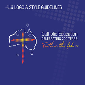 Logo guidelines cover