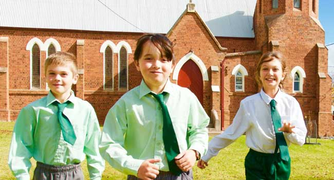 Students, Catholic Schools Office Diocese of Armidale