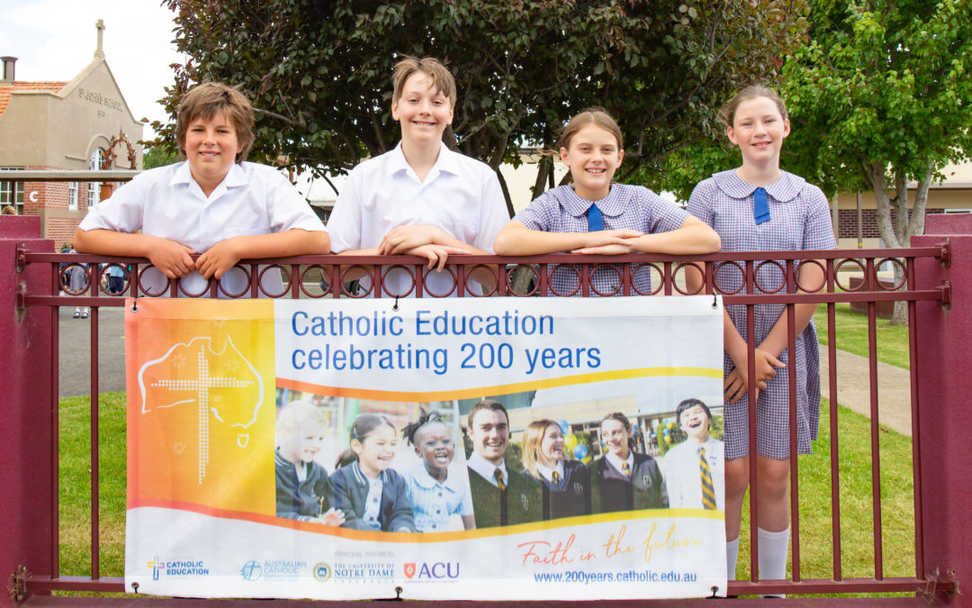 Celebrations held at the oldest Catholic school in Tasmania